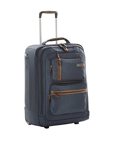 Piquadro  Laptop Rollkoffer, 67 cm, 73 L, Blau