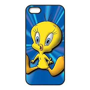 Tweety Bird iPhone5s Cell Phone Case Black persent xxy002_6911450