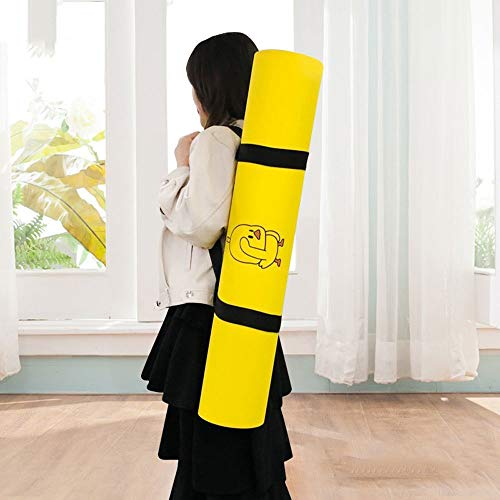 Amazon.com : YXGYJD Pilates Mat, Yoga Mat TPE Childrens Yoga Mat, Rebound, Non-Slip, Tear Resistant, Durable, 183x80 cm - Yoga, Sit-ups, Fitness, ...