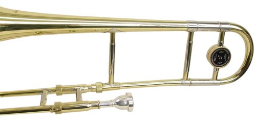 Hisonic Signature Series 2210L Bb Brass Slide Trombone with Case