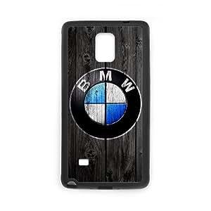 BMW DIY case For Custom Case Samsung Galaxy Note 4 N9100 QW832643