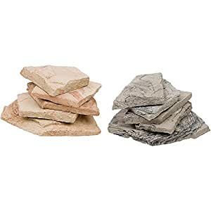 Conceptual Creations Gray & Tan Stack of Stones, Assorted