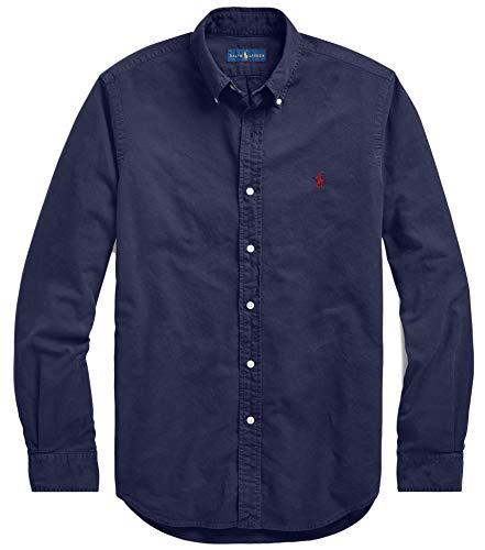 Polo Ralph Lauren Men's Slim Fit Button Front Casual Shirt