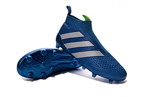 zhromgyay Schuhe Herren Ace 16purecontrol Royal Blau Fußball Fußball Stiefel