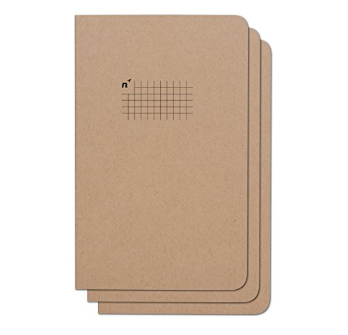 Notebooks Journals Gridded Squares Premium