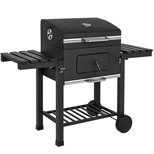 Best Choice Products Premium Barbecue Charcoal Grill Smoker Outdoor Backyard  BBQ by Best Choice Products - Best Choice Products Premium Barbecue Charcoal Grill Smoker Outdoor