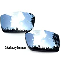Galaxy Replacement Lenses for Oakley Fuel Cell Titanium Color Polarized (Titanium)