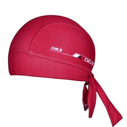 Red Doo Rag - 5