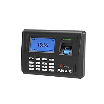 Anviz EP300 - Asistente para tiempo de huella digital: Amazon.es: Amazon.es