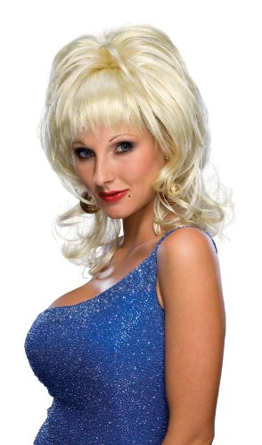 Blond Country Singer Wig