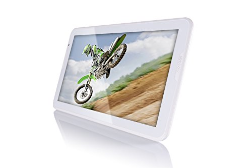 Fusion5 106 Tablet (10.6 inch, 8GB, Wi-Fi Only), White