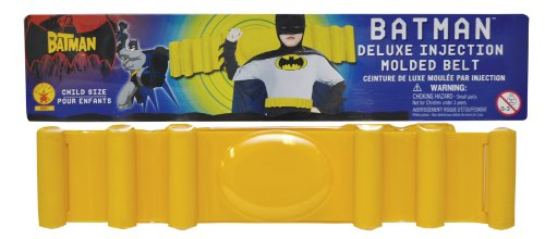 WMU - Batman Child Molded Belt Batman Child Molded Belt