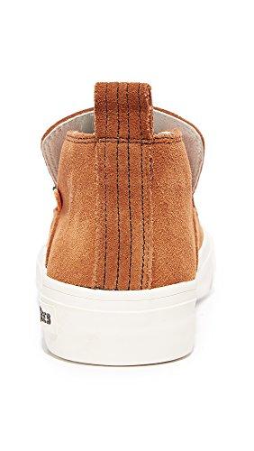 Seavees Femmes X Derek Lam 10 Crosby Huntington Middie Chaussures De Sport Cognac
