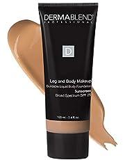 Dermablend leg & Body Makeup-Light Beige 35C, 3.4 Fluid_Ounces