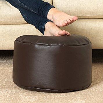 Awe Inspiring Ink Craft Bean Bags Foot Stool Bean Pouffe Without Beans Coffee Machost Co Dining Chair Design Ideas Machostcouk