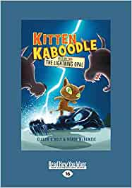 The Lightning Opal: Kitten Kaboodle: Mission Two