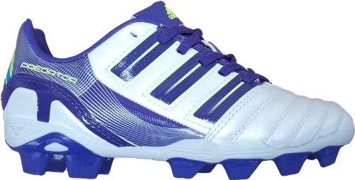 Adidas Kinder Predator Absolado TRX AG white/purple