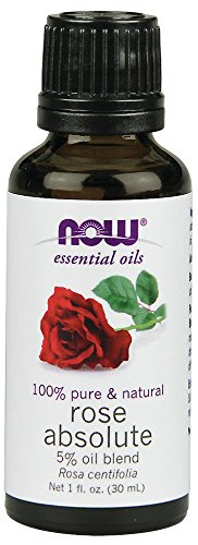 Cut I Rose - NOW Solutions Rose Absolute Oil, 1-Ounce