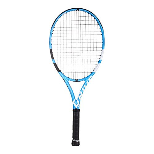 Babolat 2018 Pure Drive Tour Tennis Racquet, QUALITY STRING (4 1/8)