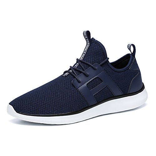 Course 39 1 Outdoor Baskets Homme 48 Sneakers De Shoes Gym Sports Chaussures bleu Fitness Running qwHPUPOtx