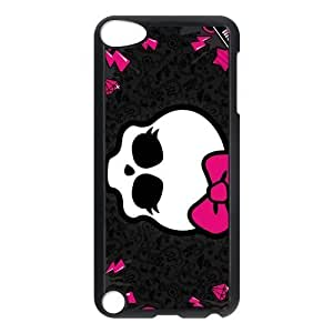 Customize Cartoon Game Monster High Back Case for ipod Touch 5 JNIPOD5-1274