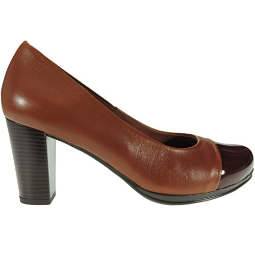 Shoes Calzados Women's Court Leather Romero HtH5wx8