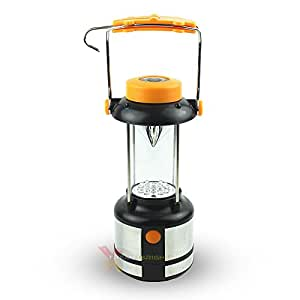 Xtreme Bright Super Pro Series 17 LED Lantern - Powerful Lantern/Flashlight - Perfect Outdoor Tabletop Lantern for Fishing, Boating & Camping - 100%