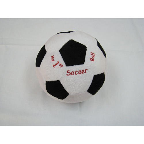 Kelly Baby My First Soccer Ball Chime Plush