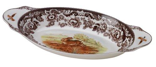 Spode Woodland Rabbit Bread Tray ()