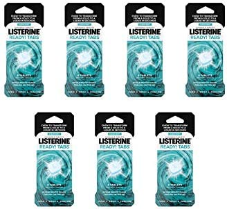 Listerine Chewable Revolutionary Sugar free Alcohol free product image