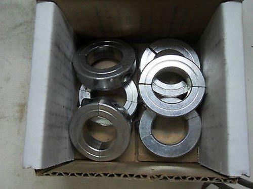 6 New Climax 35463553 2 Piece Aluminum Clamp Collars (T2-5)