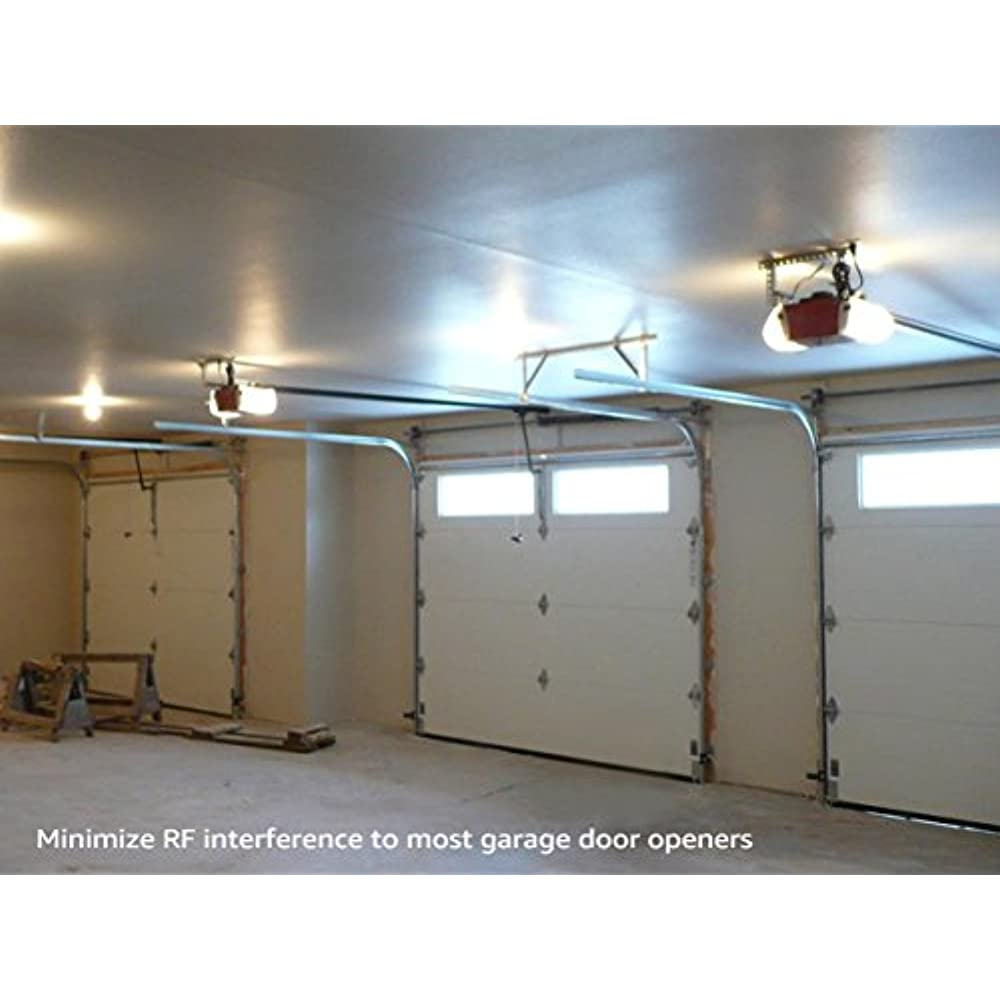 Garage Door Opener Led Lights: Garage Door Opener LED Bulb, 100W Equivalent A19 Light