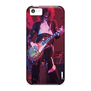Iphone 5c AWS64sIdx Unique Design Nice Red Hot Chili Peppers Pictures Bumper Hard Cell-phone Cases -KerryParsons