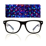 Premium Starburst Diffraction Glasses - Ideal for