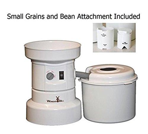 Grain Mill Mixer - 8