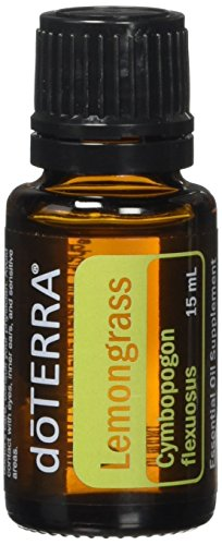 doTERRA Lemongrass Essential Oil - 15 mL