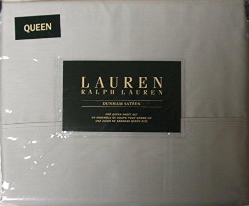Lauren Queen Dunham Sateen Silver product image