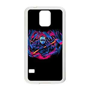 Samsung Galaxy S5 Cell Phone Case White FRIDAY THE 13TH FORCEFUL ENTRY C6A8SI
