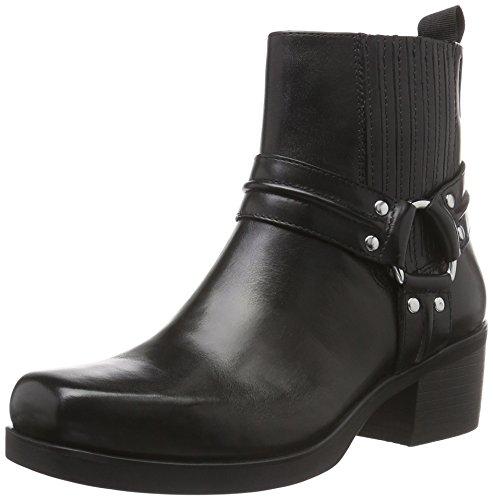 Vagabond Ariana, Zapatillas de Estar por Casa para Mujer Negro - Schwarz (20 Black)