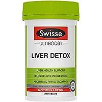 Swisse UB Liver Detox 200 Tab, 0.2540 kilograms