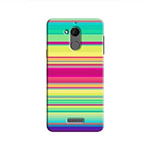 Cover It Up - Pop Rainbow Coolpad Note 5Hard Case