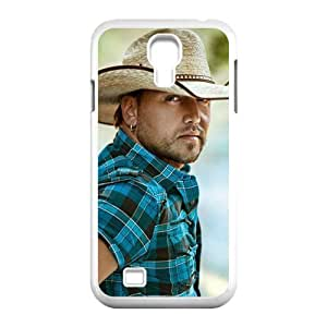 All American Cases Jason Aldean Hard Case Cover Skin for Samsung Galaxy S4 I9500-1 Pack- 3-Perfect Gift for Christmas