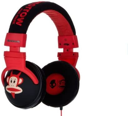patrón llegada Europa  Skullcandy Hesh Over-Ear Audio Headphones - Paul Frank: Amazon.co.uk:  Electronics