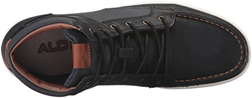 Aldo Heren Mcgaffin Fashion Sneaker Zwart Leer