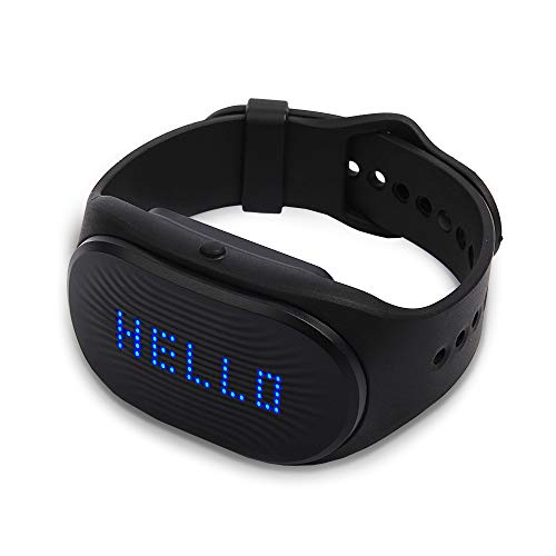 GoBe2 Weight Loss Fitness Band by Healbe. Monitors 8 Key Health parameters: Calorie Intake/Burn/Balance, Hydration, Stress, Sleep, Heart Rate, Activity and Step Pedometer