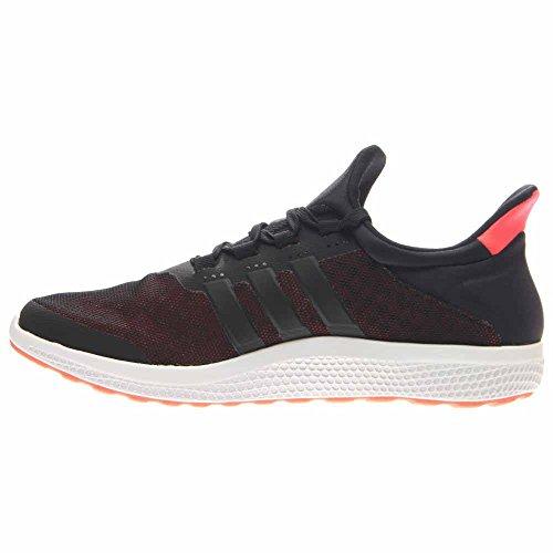 Adidas Originali Mens Cc Sonic M Scarpa Da Corsa Nero / Nero / Rosso Solare