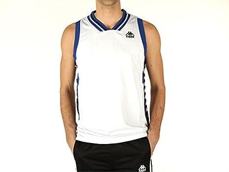 Kappa Hugues Auth Camiseta sin Mangas, Hombre: Amazon.es