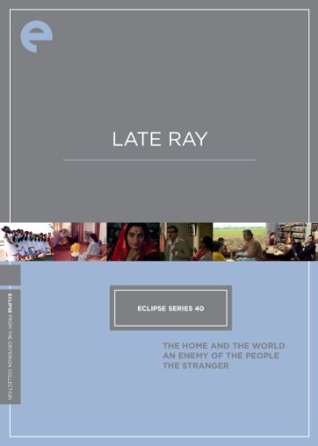 - Eclipse Series 40: Late Ray (The Home and the World / An Enemy of the People / The Stranger) (The Criterion Collection)