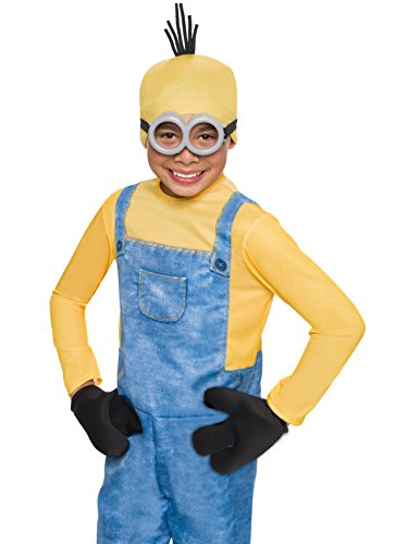 Rubie's Costume Minion Goggles (Grey - One Size) ()
