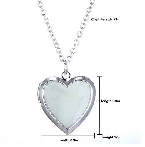 Heart Locket Jewelry - 8